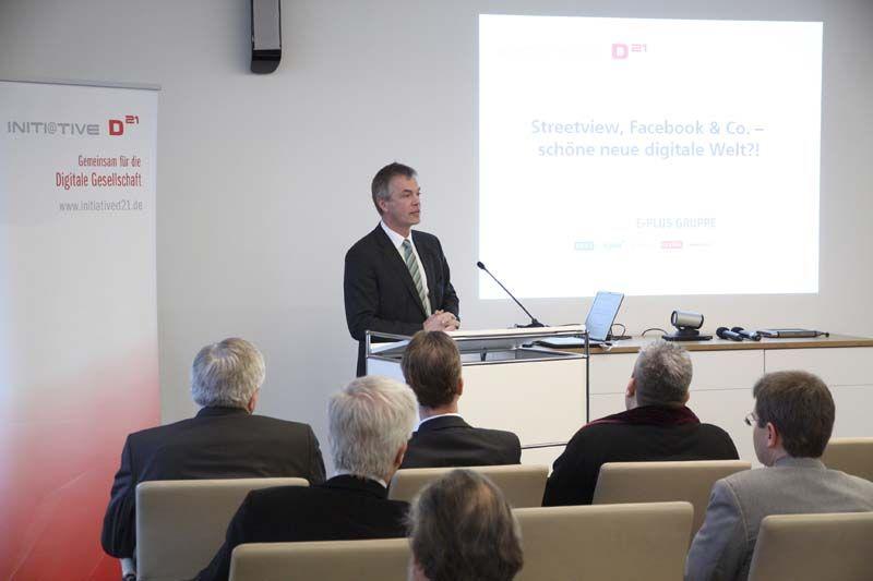 Johannes Remmel, Minister für Klimaschutz, Umwelt, Landwirtschaft, Natur und Verbraucherschutz des Landes Nordrhein-Westfalen
