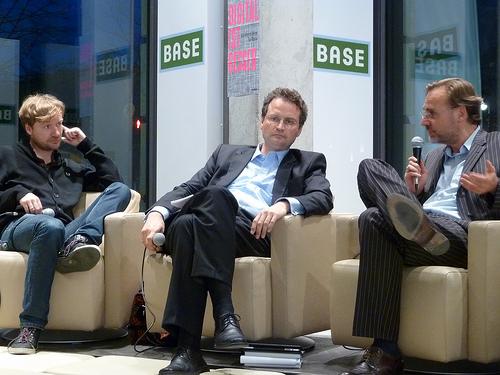 Tim Renner, Günter Krings, Kai-Hinrich Renner