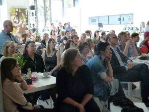 Das große Public Viewing im BASE_camp