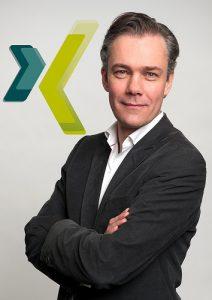 XING-CEO Stefan Groß-Selbeck sieht in Xing das ideale Wahlkampftool
