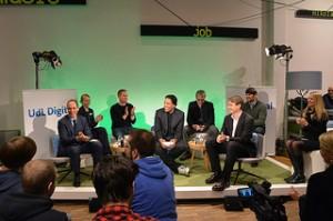 Der UdL Digital Talk mit Christoph Keese und Kay Oberbeck