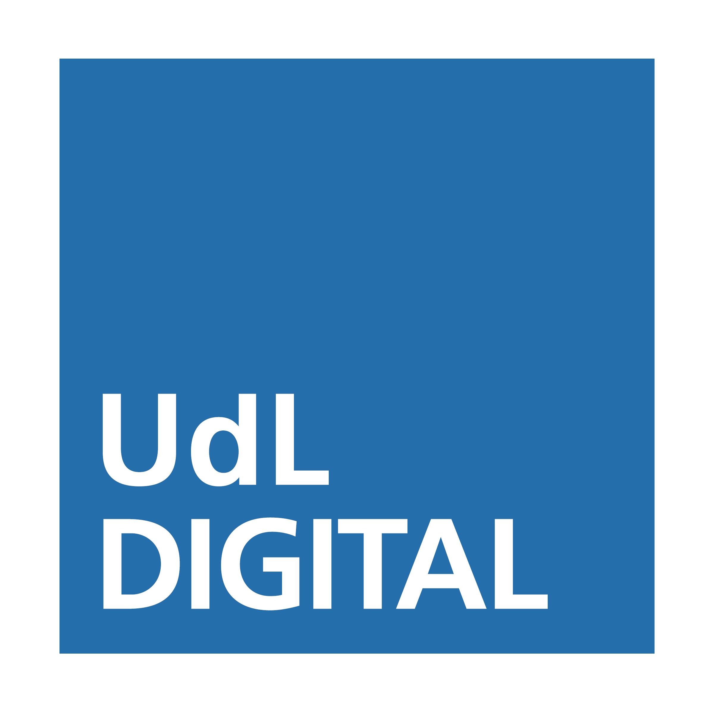 Das neue UdL Digital-Logo