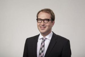 Buncdesminister Alexander Dobrindt MdB  möchte die Digtalisierung vorantreiben. (Foto: Henning Schacht)