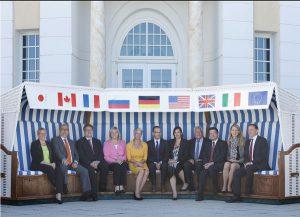 Die Justizministerkonferenz 2014 in Binz, Foto: Ecki Raff