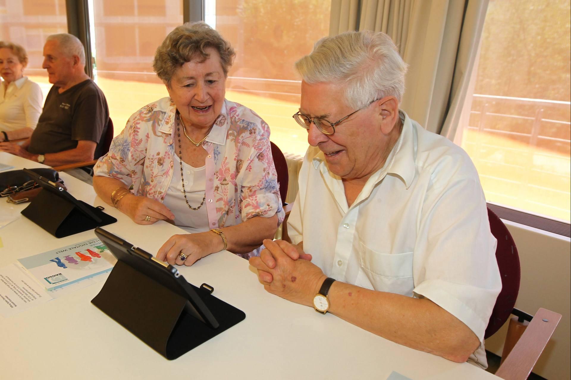 BASE Taps fuer Senioren
