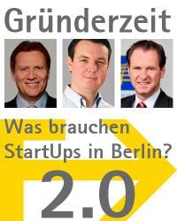 Startup Förderung Berlin