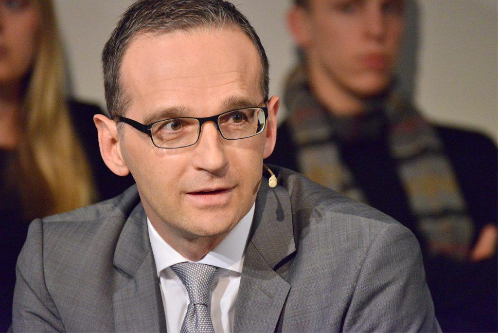 Bundesminister Heiko Maas