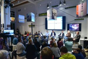 Mobile Living Talk im BASE Camp Berlin