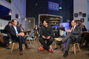 """UdL Digital Talk: """"Bauer sucht Cloud"""" mit Christian Schmidt, Bundesminister für Ernährung und Landwirtschaft."""