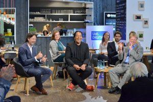 Digitalisierung in der Arbeitswelt - Wie arbeiten wir morgen?