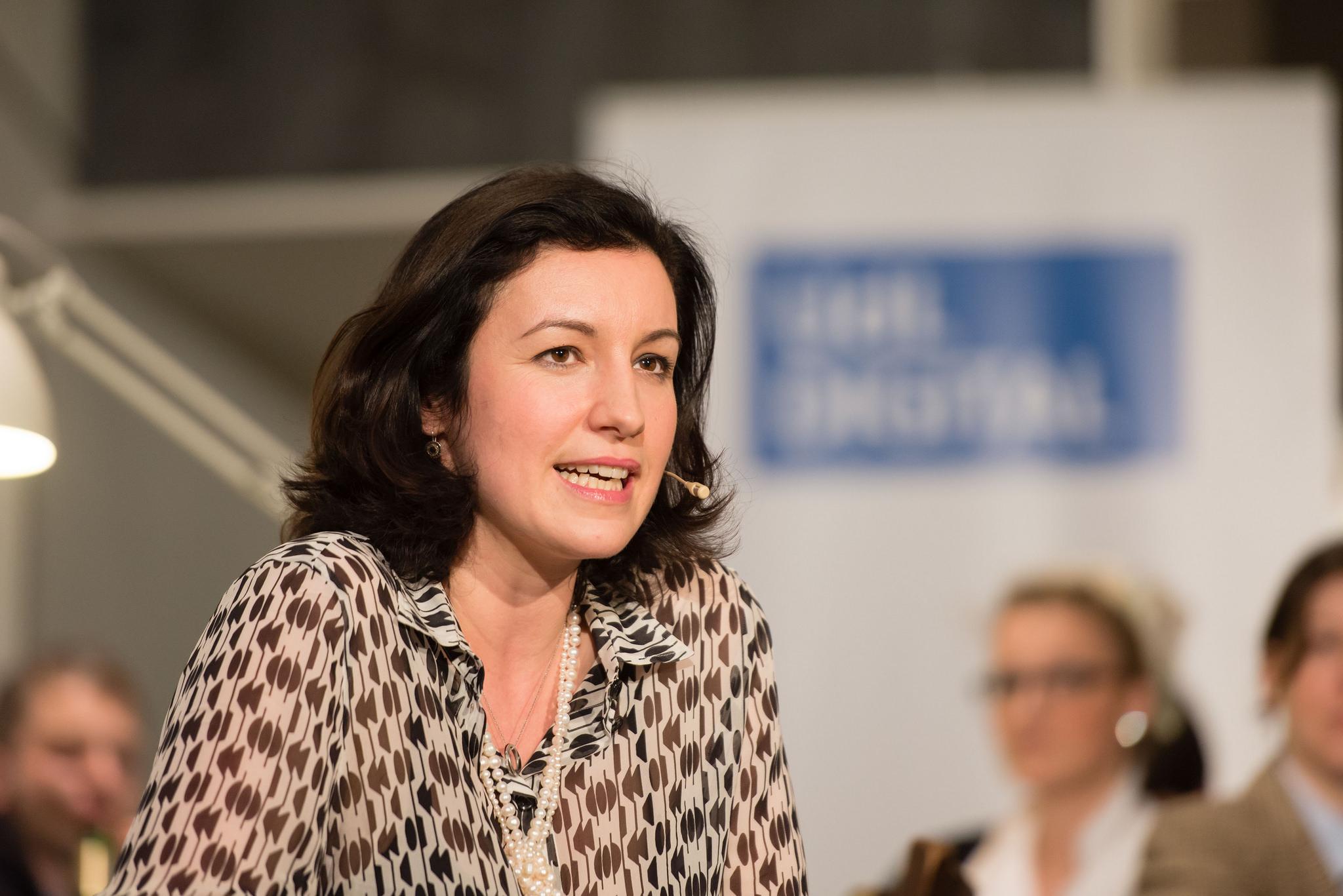 Bei piqd mit dabei: Dorothee Bär MdB, Parlamentarische Staatssekretärin