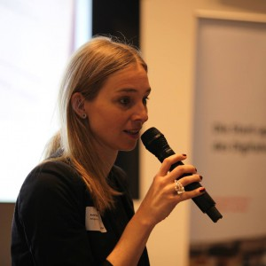Anne Kjær Riechert (Refugees on Rails/Berlin Peace Innovation Lab)