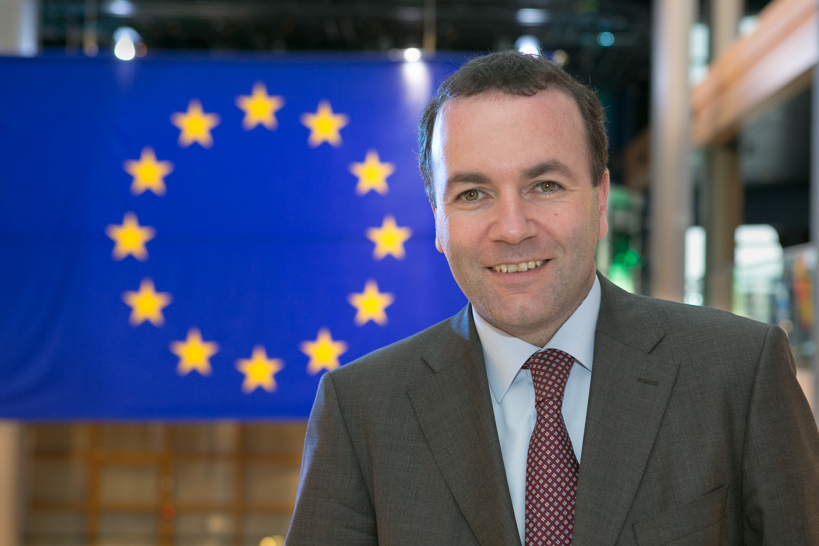 Manfred Weber, MdEP - In Brüssel trägt er meist Anzug, zu Hause in Bayern gerne auch Janker, (c) Manfred Weber