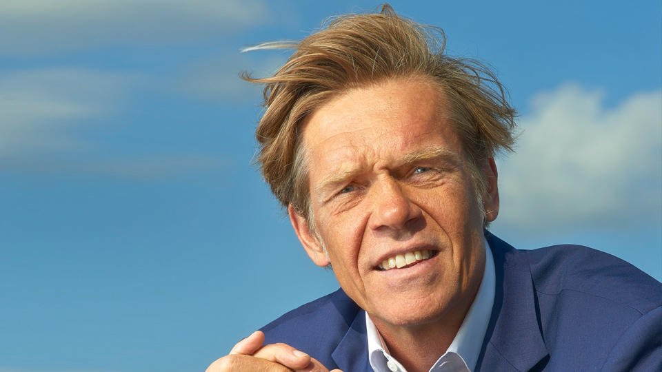 Dr. Hajo Schumacher / Foto: © Frank Johannes