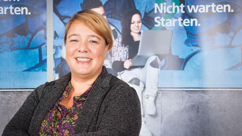 Valentina Daiber, Director Corporate Affairs bei Telefónica in Deutschland