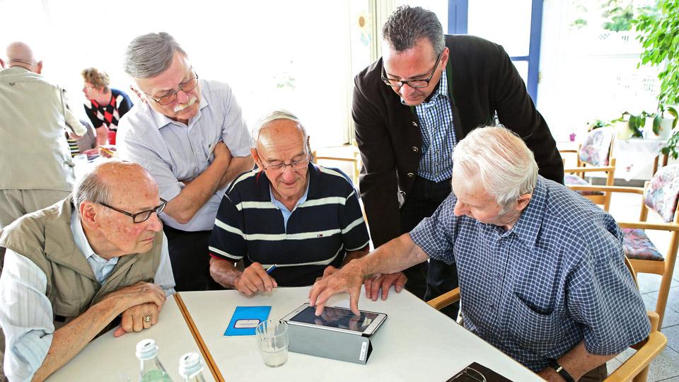 Telefónica fördert die digitale Teilhabe aller Menschen