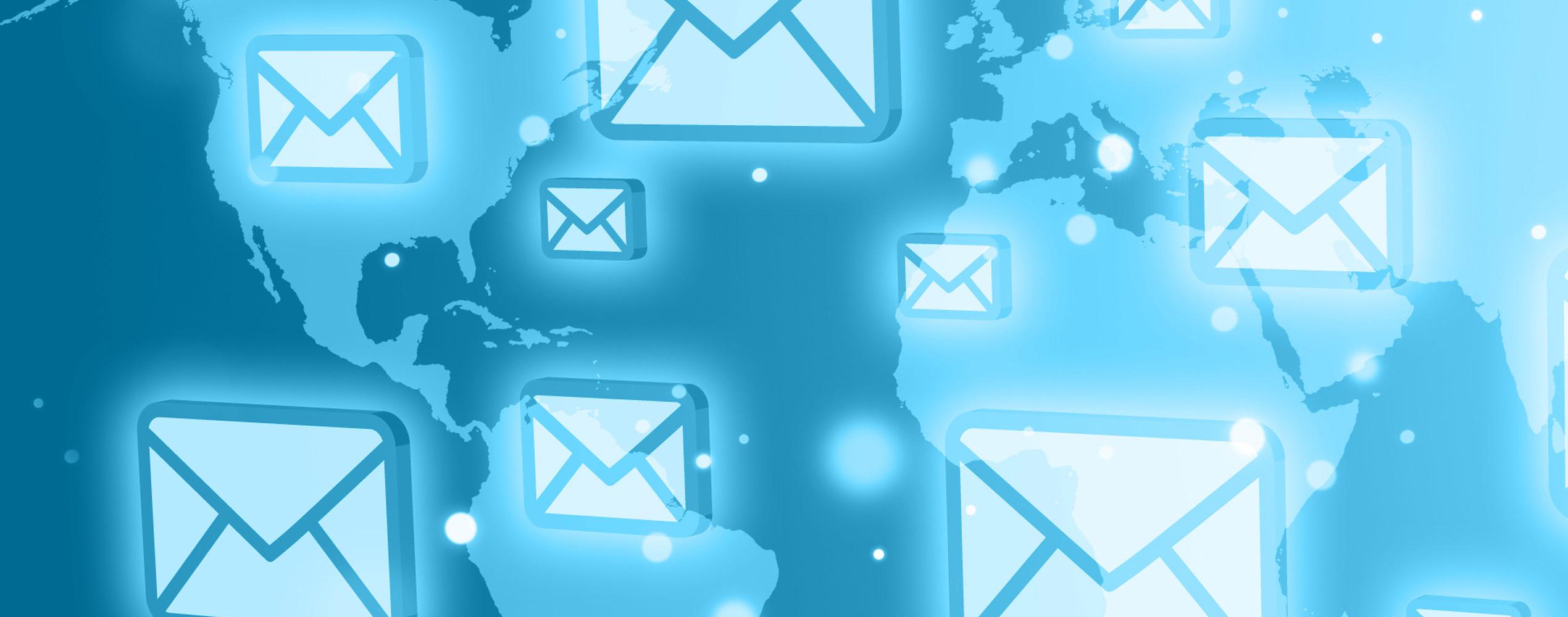 Digital Mail - shutterstock 170052380