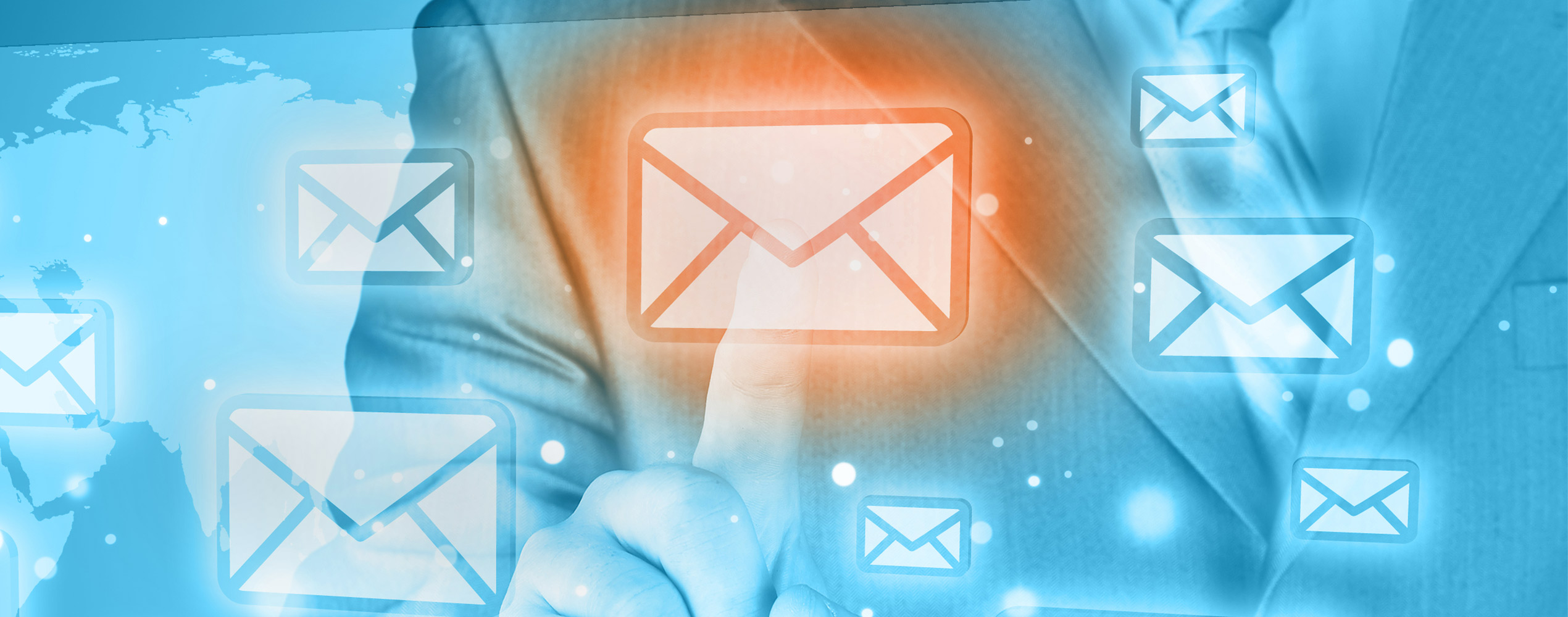 Digital Mail - shutterstock 170052380