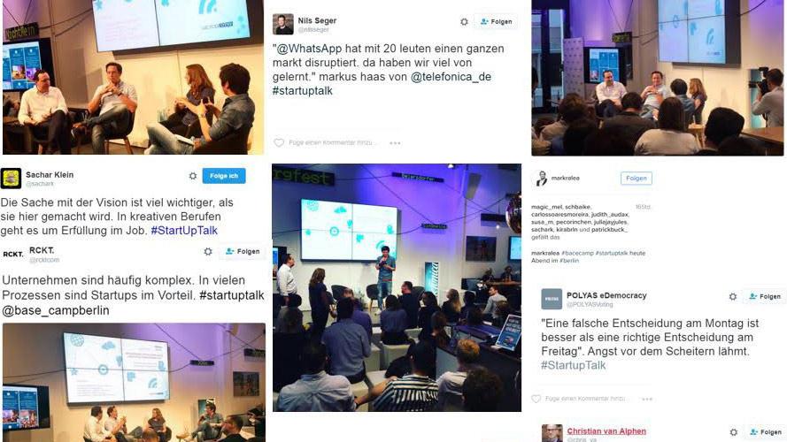 Startup-Talk-Twitter-Collage
