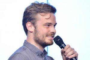 Fabian Voß, Visiting Fellow beim Progressiven Zentrum im Projekt Legitimation und Selbstwirksamkeit