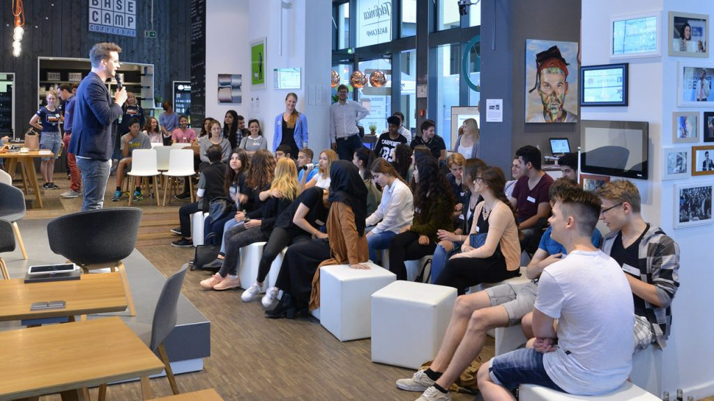 Think Tour 2016 in Berlin - Moderation