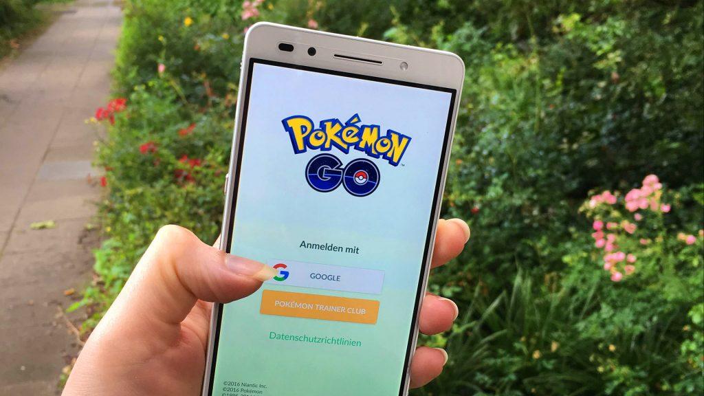 Pokémon on-the-GO