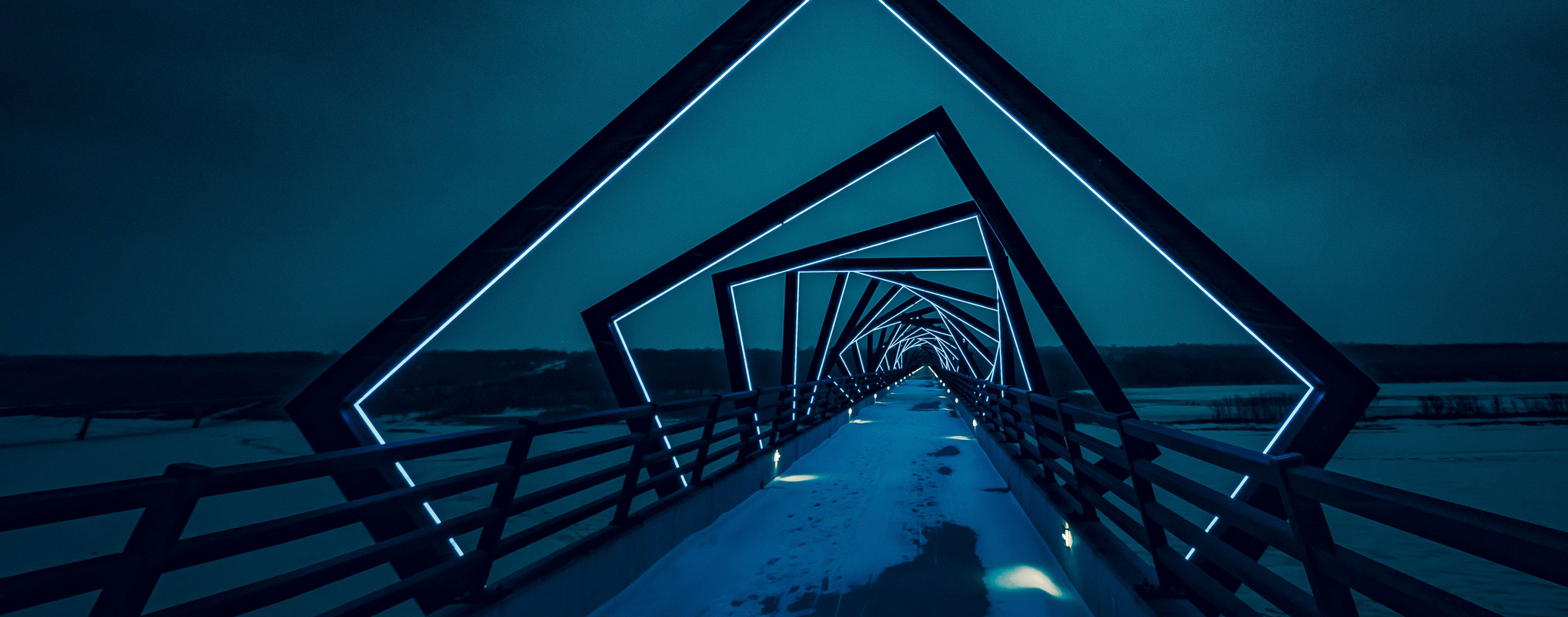 Brücke Abstrakt unsplash