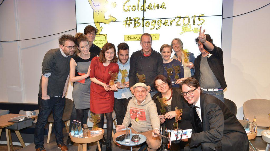 Die Blogger des Jahres 2015