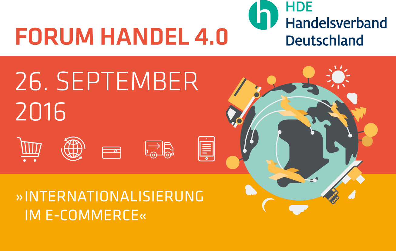 Forum HANDEL 4.0: Internationalisierung des E-Commerce