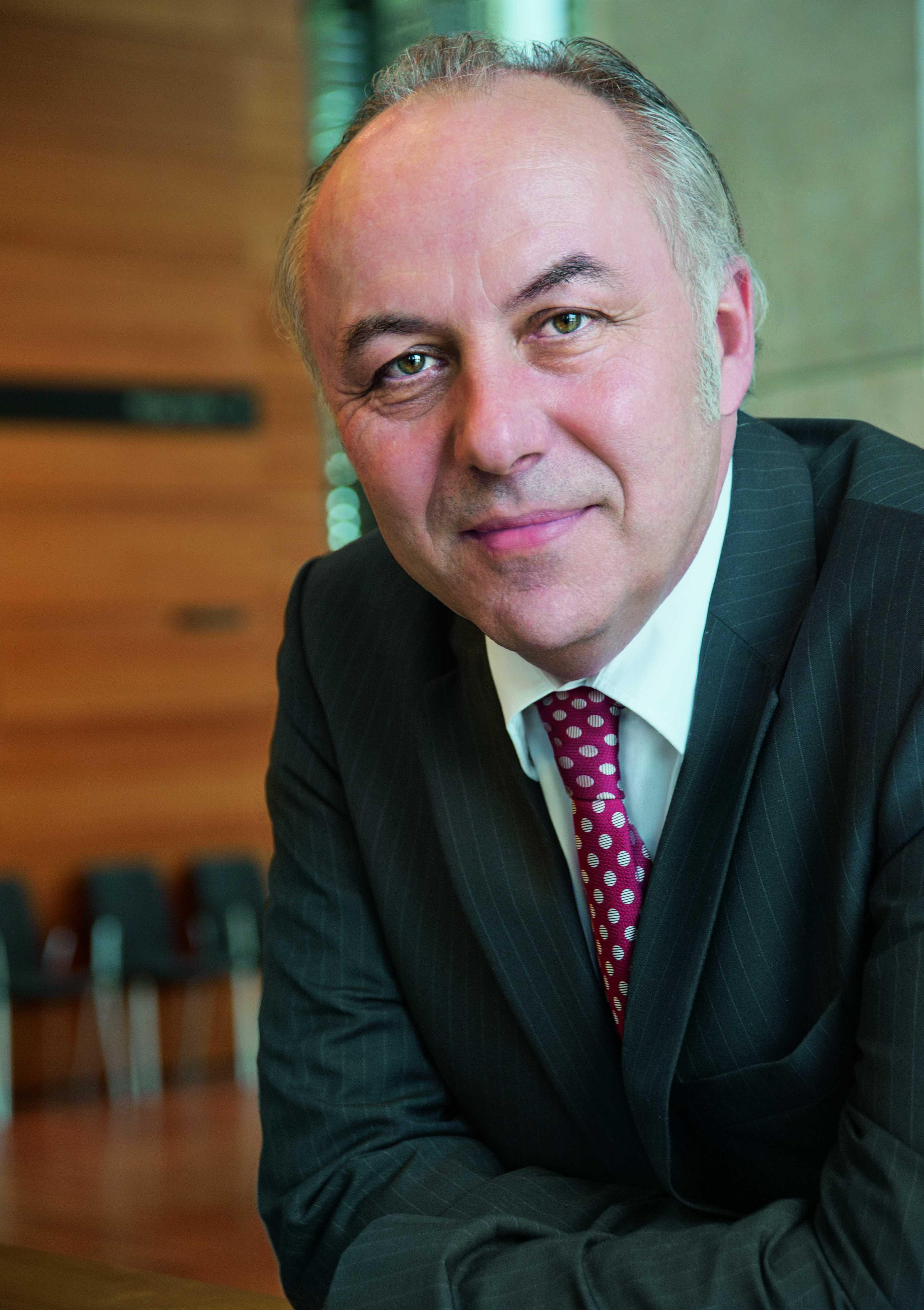 Staatssekretär Matthias Machnig: Digitalisierung gestalten