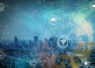 internet of things smart city iot shutterstock