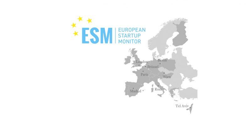 European Startup Monitor - ESM Header 2540x1000