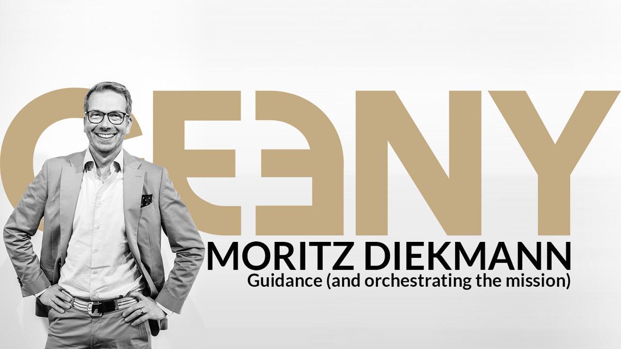 Moritz Diekmann, IoT-Geschäftsführer von Telefónica NEXT