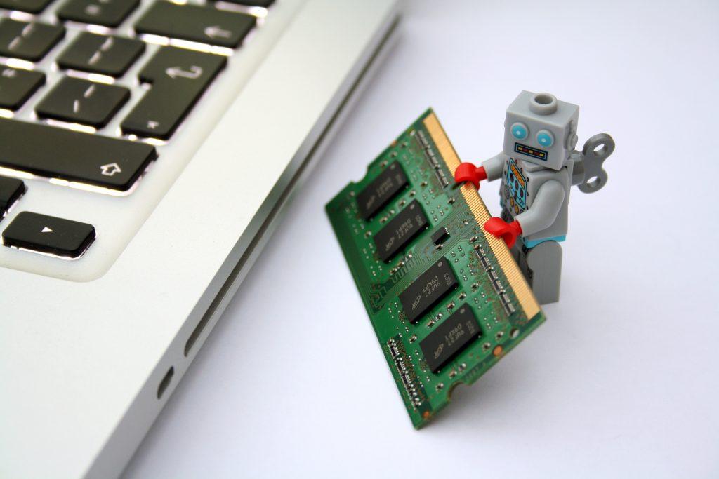 Robot & Arbeit