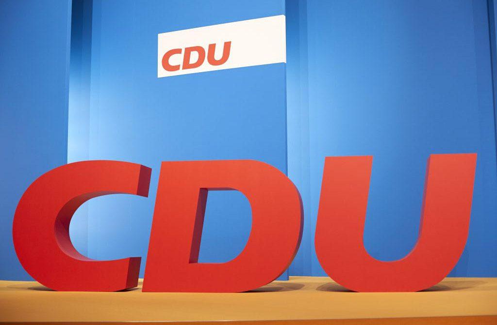 CDU Logo Buchstaben