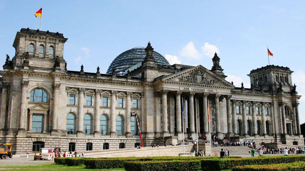 pixabay Bundestag Deutschland Berlin