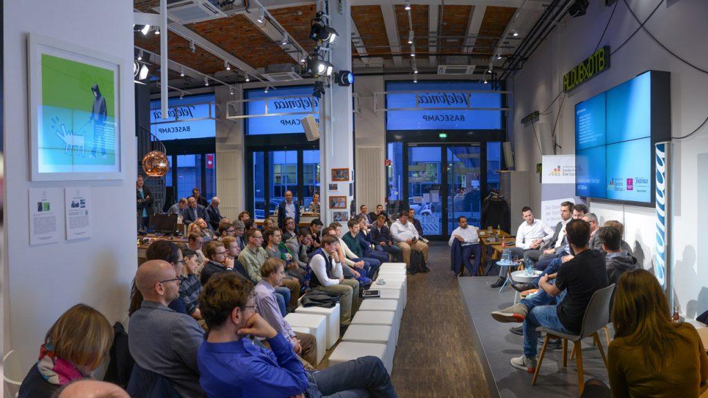 Telefonica-meets-Startups IoT Edition