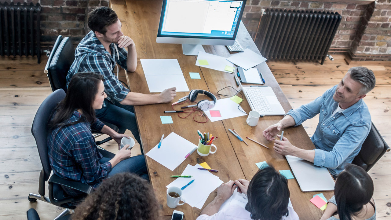 Digitalisierung schafft Arbeitsplaetze Startup
