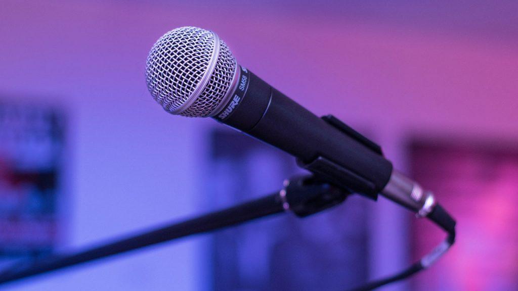 Pixabay Mikrofon Rede