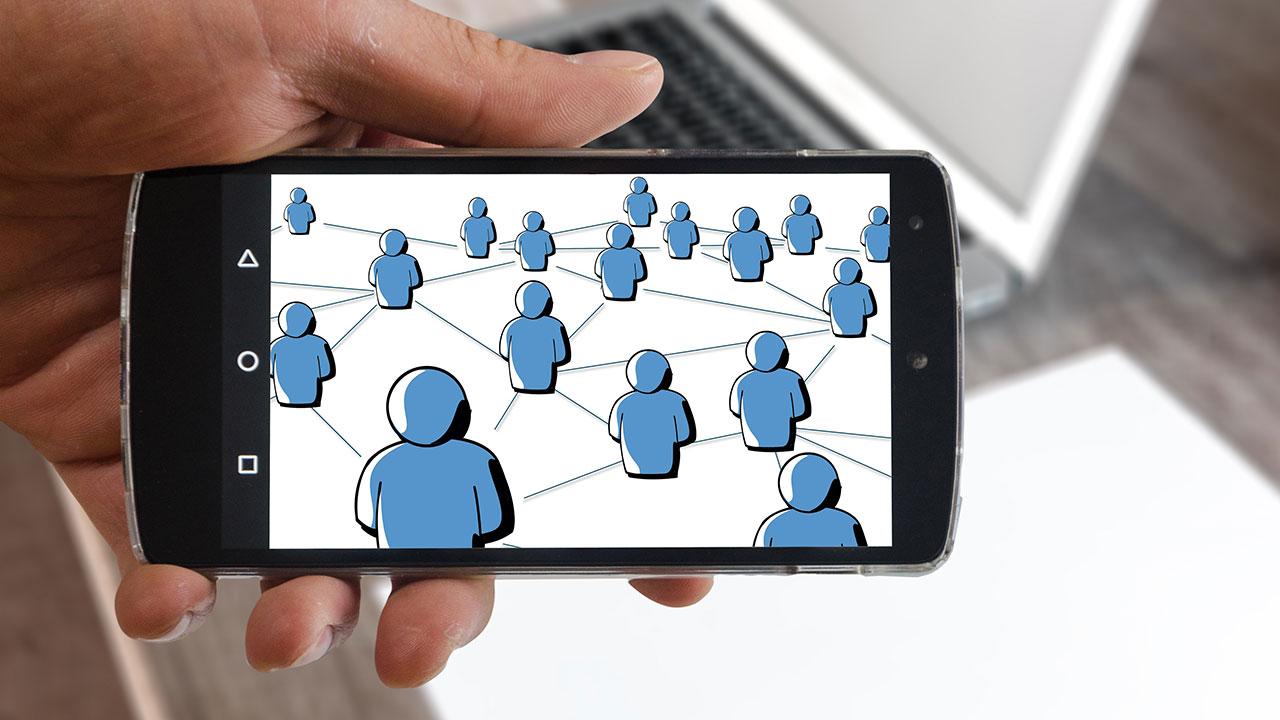 pixabay Mobil Smartphone Vernetzung