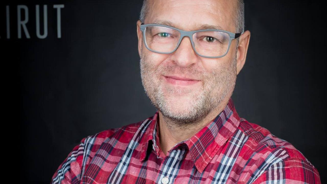 Harald Neidhardt, Gründer, Kurator und CEO von futur/io. | Foto: Dan Taylor