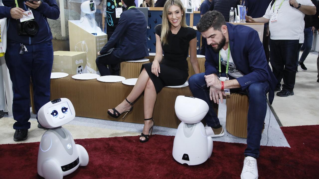 CES 2018: Roboter, wohin man sieht. | Foto: CES