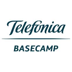 Logo des Telefónica BASECAMP