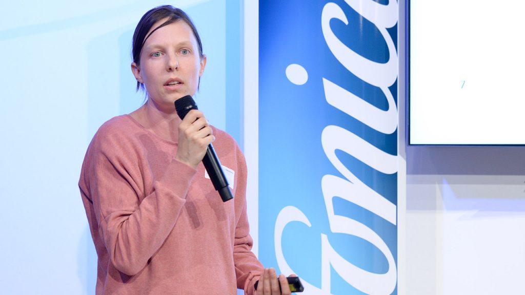 27 Mobilisten Talk Antonia Ermacora