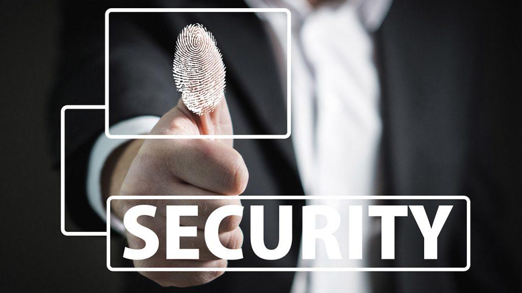 pixabay geralt Security Finger Fingerabdruck