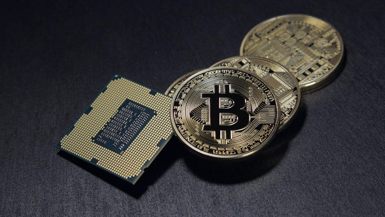 pixabay BenjaminNelan bitcoin