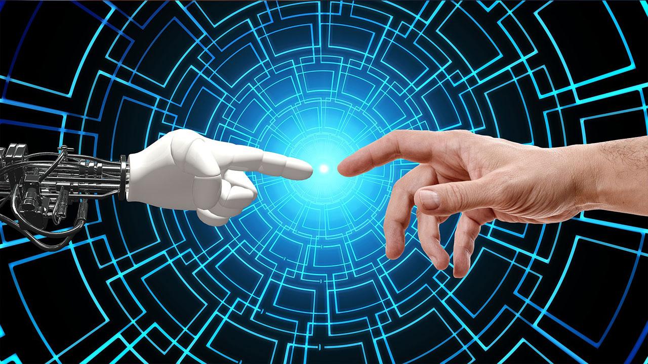 pixabay geralt Technologie Roboter