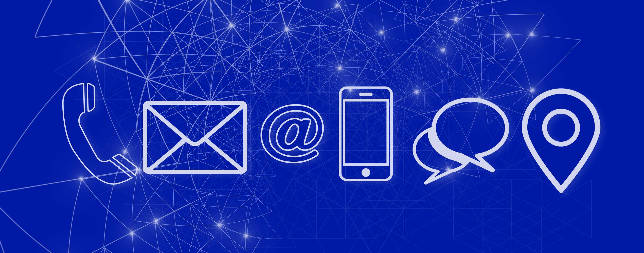 Smartphone Icons Vernetzung Fotolia
