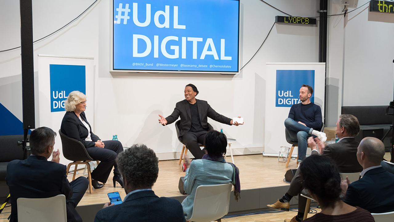 UdL Digital Talk September 2020