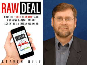 Steven Hill: Raw Deal